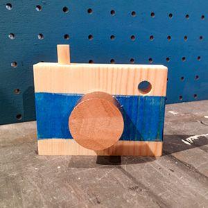 木製カメラのイメージ