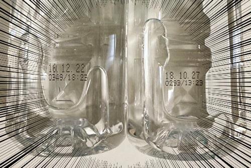 保存食品(水)のイメージ